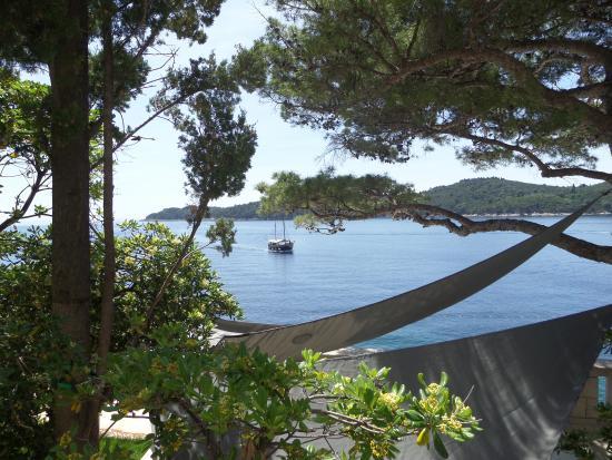 Villa Dubrovnik: ...aber dennoch schön!