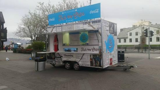 The Icelandic Fish and Chips Wagon