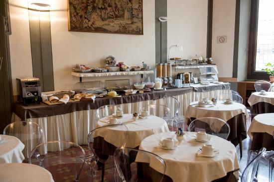 Paris Hotel: Breakfast Room