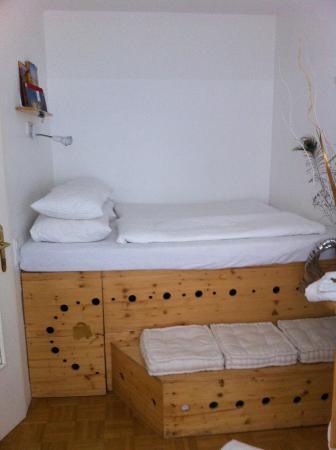 my MOJO vie Hostel: Si eres muy alto no entras en la cama
