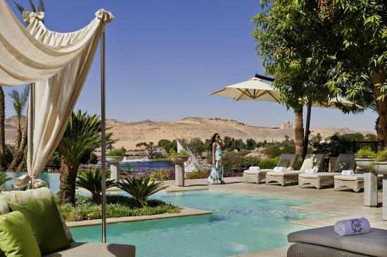 Sofitel Legend Old Cataract Aswan: Swimming Pool