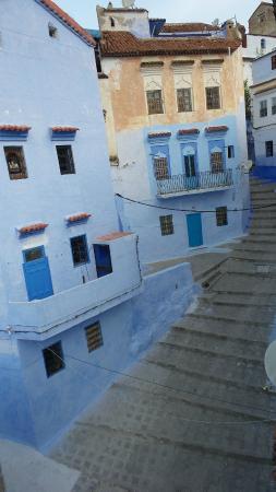 دار ضيافة دار زمان: Dar Zman panorama dalla terrazza