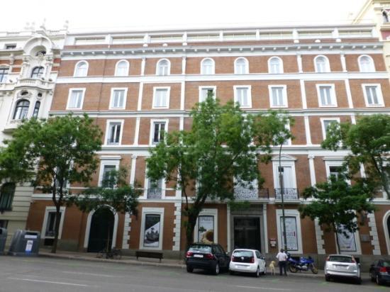 Museo Nacional De Artes Decorativas De Madrid Calle