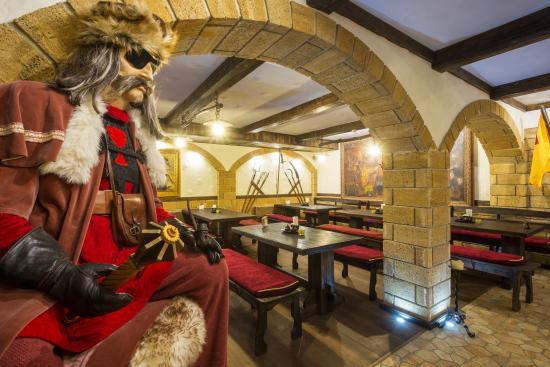Medieval pub Jan Zizka