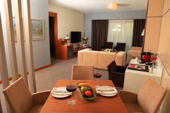 Ramada Plaza Istanbul Asia Airport: Suite Room