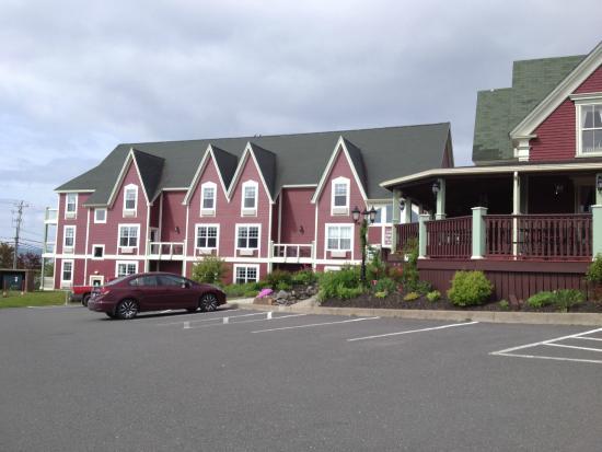 Lynwood Inn, Baddeck, Nova Scotia