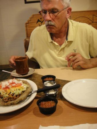Kykotsmovi Village, AZ: Delicious Hopi Tacos