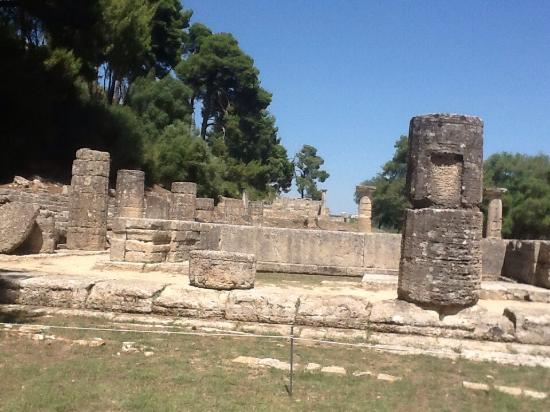 Ancient Olympia - Picture of Ancient Olympia, Olympia ...