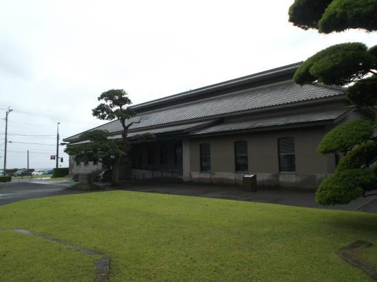 Shoko Shuseikan: 尚古集成館別館遠景