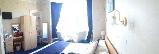 Failte Bed & Breakfast: Room-1