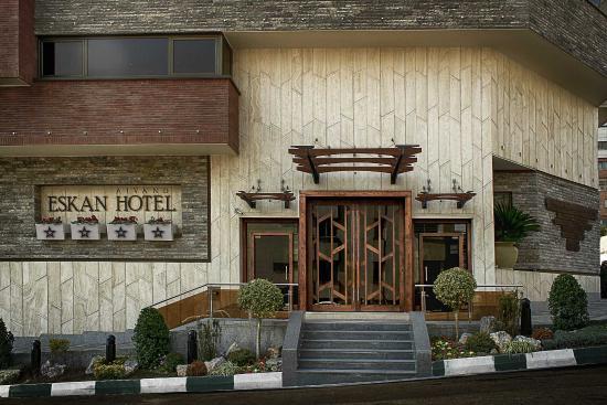 Eskan Hotel: Eskan Alvand Hotel, Tehran.Iran