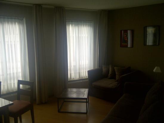 Aparthotel Brussels Midi: appartamento