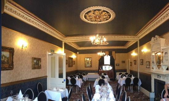 Cressfield Country Hotel: Dinning Room