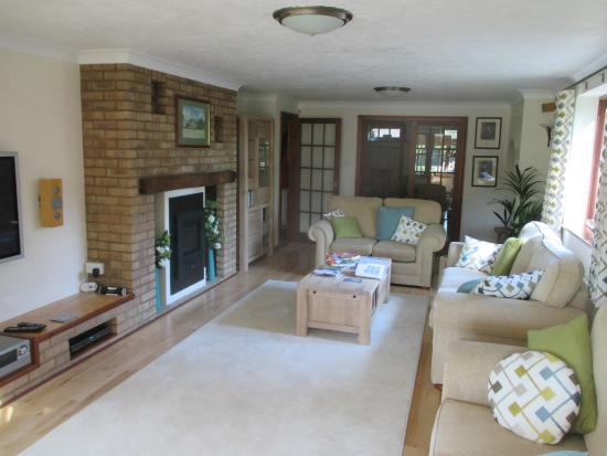 Harvest View Bed and Breakfast : Common area for guests