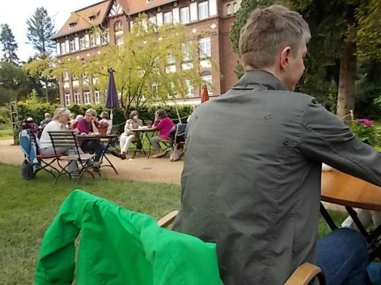 brunch im treibhaus bild von das cafe in der gartenakademie berlin tripadvisor. Black Bedroom Furniture Sets. Home Design Ideas