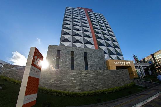 Conect Smart Hotel : Fachada