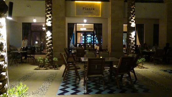 Piazza Restaurant
