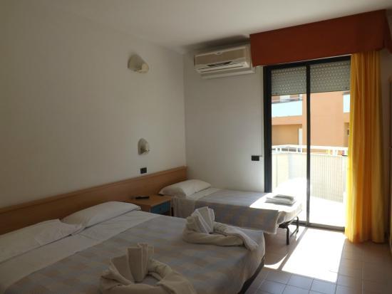 Hotel Villa Claudia - Camere