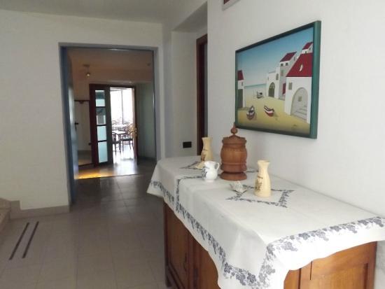 Hotel Villa Claudia - Hall