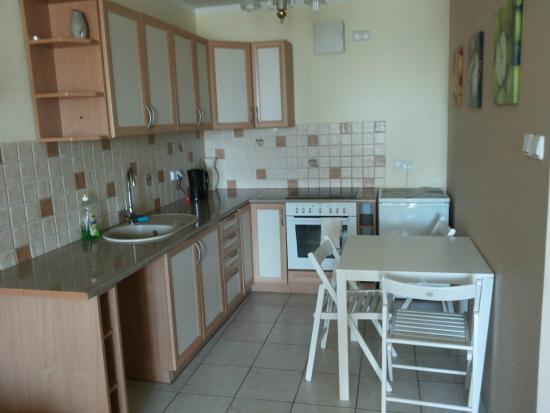 Apartamenty Sun&Snow Lucka: Kuchnia