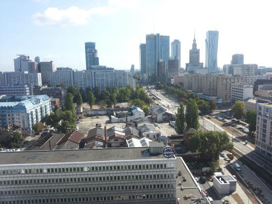 Apartamenty Sun&Snow Lucka: Widok z balkonu