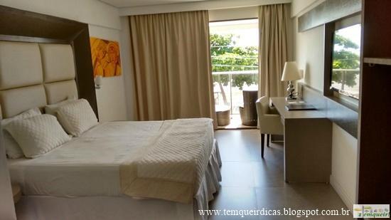 Cabo Branco Atlantico Hotel: Apartamento