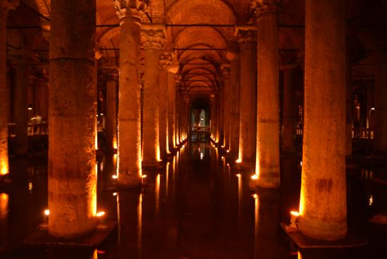 Istanbul Guided Private Tours: Basilica Cistern