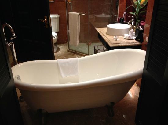 Jinjiang International Hotel: Bathroom 3
