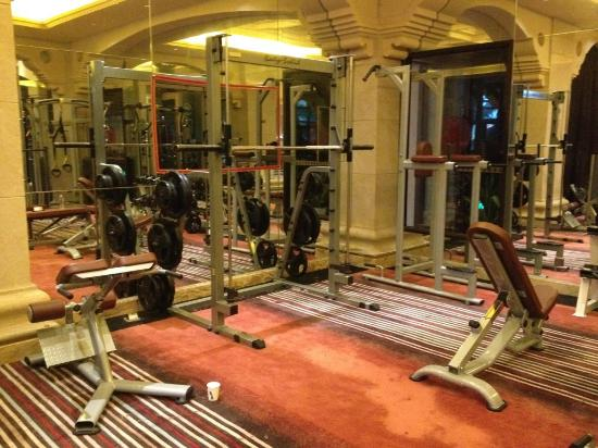 Jinjiang International Hotel: Gym 2