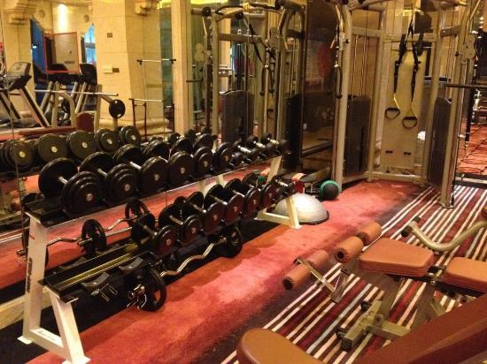 Jinjiang International Hotel: Gym 6