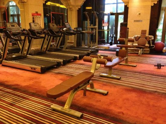 Jinjiang International Hotel: Gym 1 - Run Forrest, run!