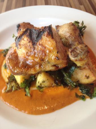 Hawthorne Food and Drink: Gorgeous piri-piri chicken!