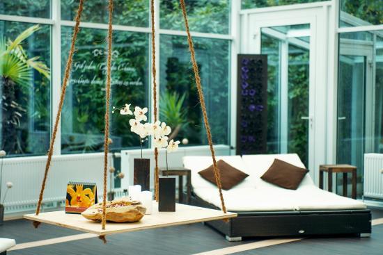 """Hotelpark """"Der Westerwald Treff"""": Entspannung & Ruhe"""