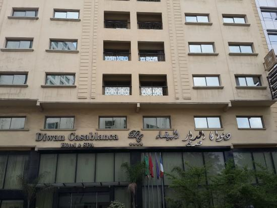 hotel diwan casablanca maroc voir les tarifs 35 avis