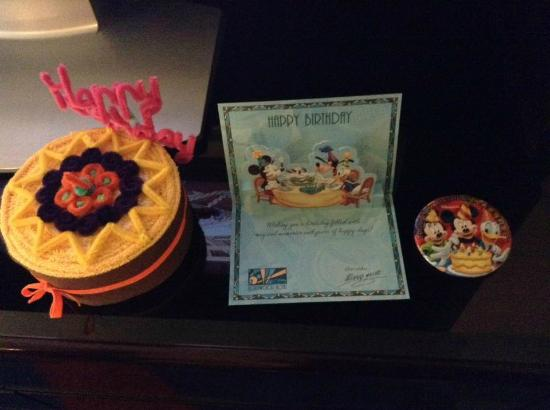 Disneys Hollywood Hotel Gifts For My Birthday Boy From The