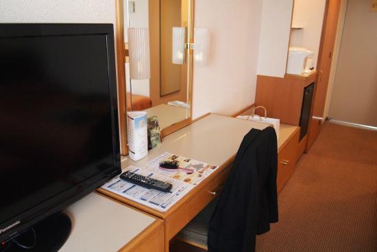 Hotel New Otani Takaoka : 部屋