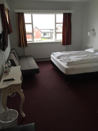Guesthouse Hamar: Nice and Big rooms