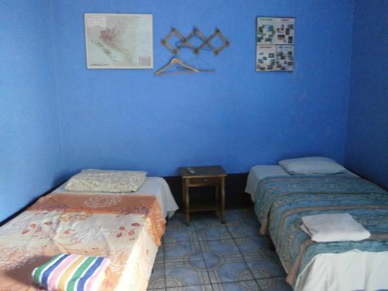 Nicaragua Guest House : Habitación doble.