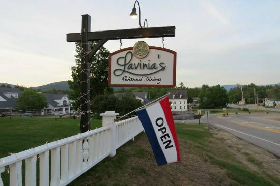 Lavinia's in Center Harbor, NH