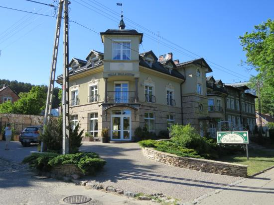 uznane marki moda 50% ceny De Villa - Picture of Villa Palladium, Gdansk - TripAdvisor