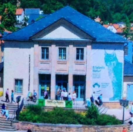 NationalparkZentrum Sächsische Schweiz