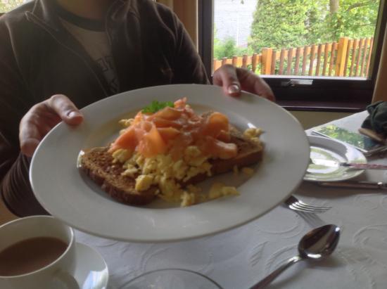 Seafield House Bed & Breakfast: Breakfast 2