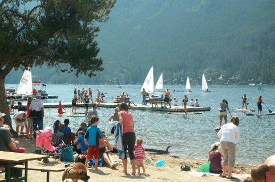 Western Riviera Lakeside Lodging & Events: Fun times on Grand Lake, Colorado