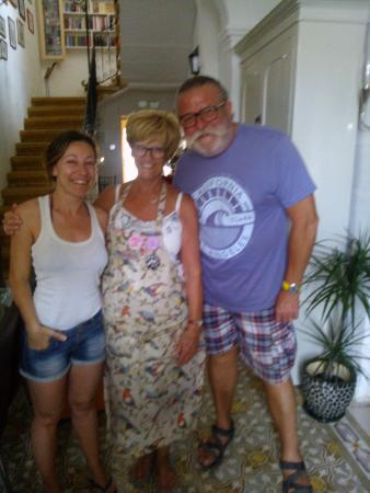 Anna Karistu Accommodation: simpaticissimi !