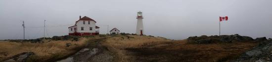 Quirpon Island, Canada: The Quirpon Lighhouse Inn