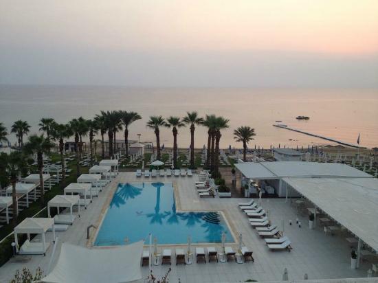 Vrissiana Beach Hotel: View from my room