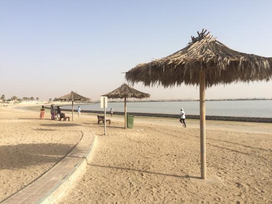 Al Khor, Qatar: Tents