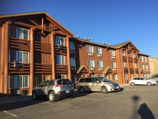 Kelly Inn West Yellowstone-bild