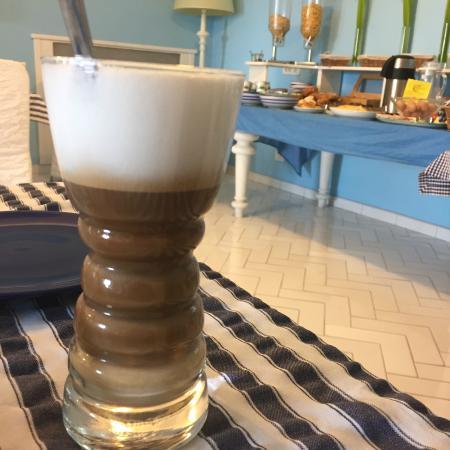 Hotel La Bougainville: The best homemade breakfast coffee!!