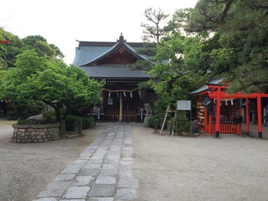 Hijioka Temmangu Shrine